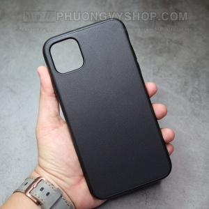 Ốp lưng Rhinoshiel Solid Suit Leather iPhone ProMax
